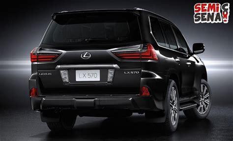 lexus mobil harga lexus lx 570 review spesifikasi gambar juli 2018