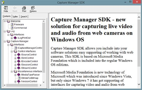 Capture Manager by Capturemanager Sdk Codeproject