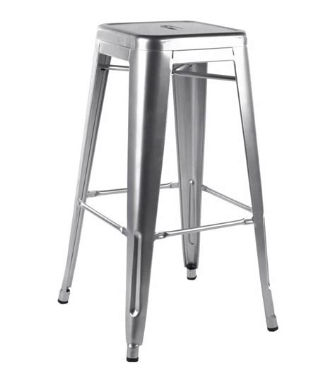 tolix metal bar stools brush steel metal tolix style high bar stool for hire
