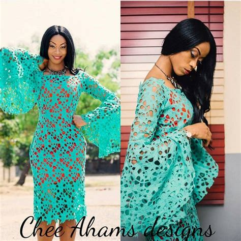 Style Lace by Check Out These Aso Ebi Styles For