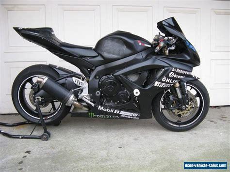 suzuki gsxr 600 k6 track bike honda yamaha for sale in