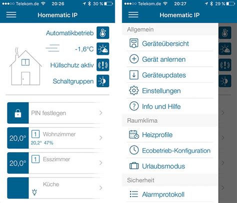 app ip erfahrungsbericht smarthome system homematic ip iphone