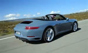 Porsche 911 Cabriolet Porsche 911 Cabriolet Au Spec 991 2016 Pr