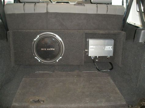 jeep wrangler unlimited sub box jeep wrangler unlimited