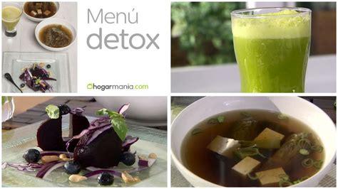 Menu Detox by El Ingrediente M 225 Gico De Tu 250 D 233 Tox Veg I Trade