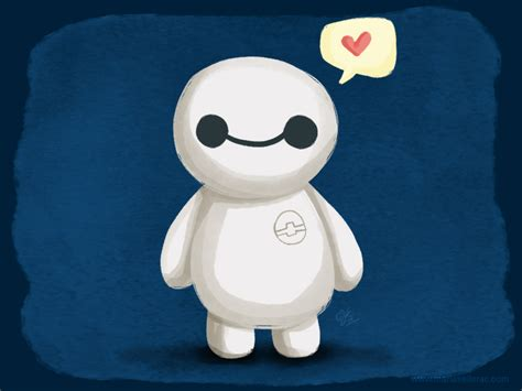 imagenes de baymax kawaii the cutest baymax fan art oh my disney
