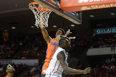 Florida Gators Basketball Returns Home Gators S Basketball Return Home Following Historic