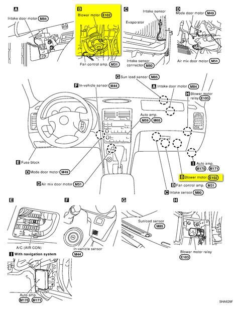2008 nissan rogue blower motor resistor location 2008 nissan rogue blower motor resistor location 28 images nissan rogue ac relay location