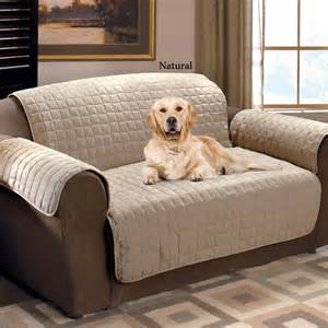 faux suede pet furniture covers for sofas loveseats and