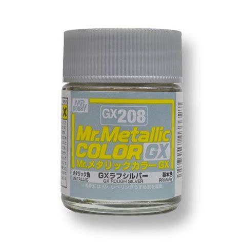 Cat Mr Hobby Gx 203 Gx Metal Yellow ส เมท ลล ก mr metallic color gx203 metal yellow