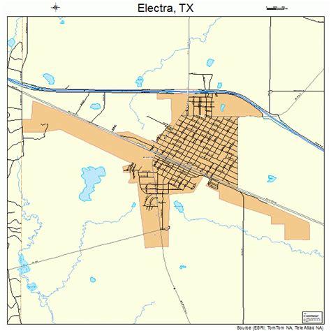 electra texas map electra texas map 4822984