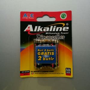 Abc Alkaline Aaa Lr03 42 abc alkaline aaa 4 2 pcs