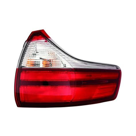 2015 toyota sienna tail light k 174 toyota sienna 2015 2016 replacement tail light