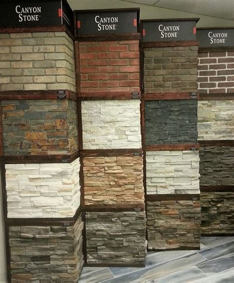 introducing natural lightweight stone veneer 25 best ideas about faux stone walls on pinterest rock