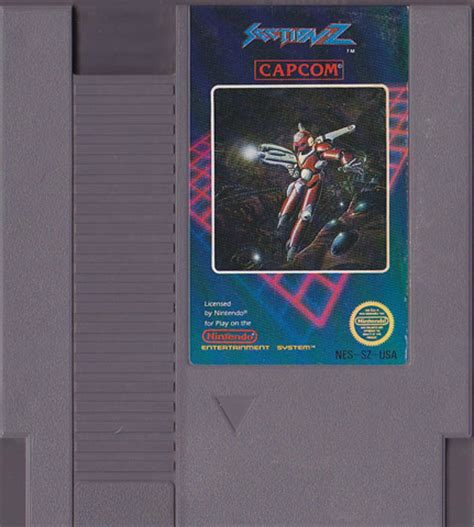 Section Z by Retro Guide Nes Section Z