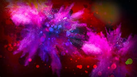 color animation colour blast background animation