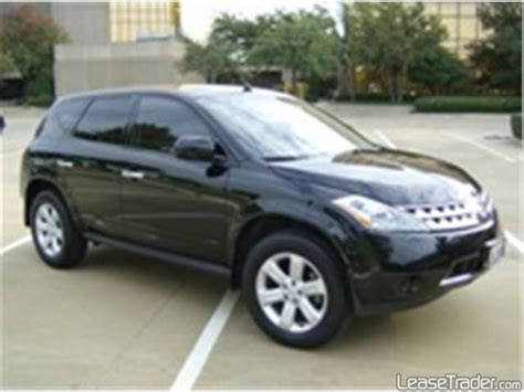 2006 nissan murano 2006 nissan murano information and photos momentcar