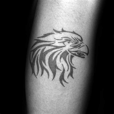 small tribal tattoos for men 40 tribal eagle designs for bird ink ideas