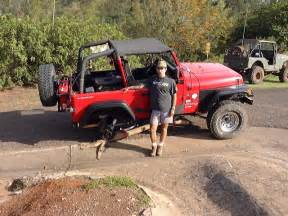 jeep axle with tractor tires
