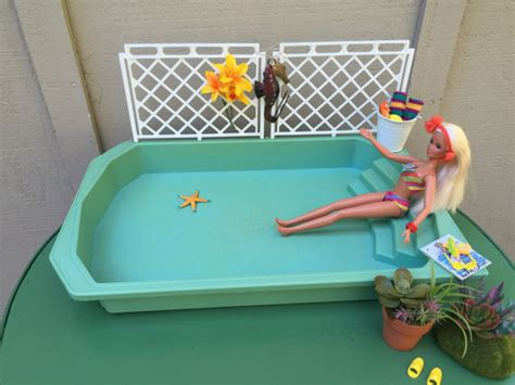 barbie doll house with pool barbie doll house seahorse in paradise pool by designmebymahlah