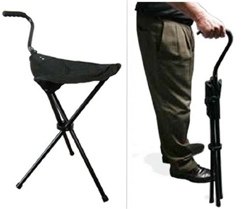 Portable Walking Chair what is crest