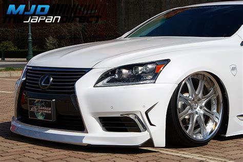 Baccarat Ls by Garage Answer Baccarat Front Bumper For Lexus Ls460 460l