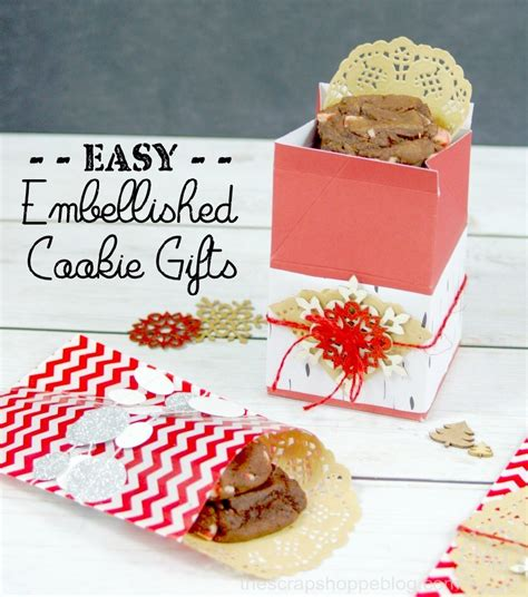 cookie gifts ideas cookie gifts