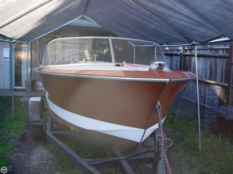 1963 chris craft ski boat 1963 chris craft 17 custom ski napa california boats