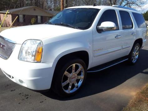 how to sell used cars 2007 gmc yukon xl 2500 engine control find used 2007 gmc yukon in elloree south carolina united states for us 9 000 00