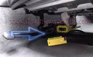 reset airbag warning light bmw e91 3 series reset