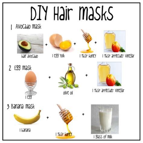 7 Best Home Made Hair Masks by Series Low Bun Tutorial Cuppajyo