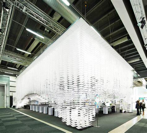 design event stockholm stockholm paper installation wm eventswm events