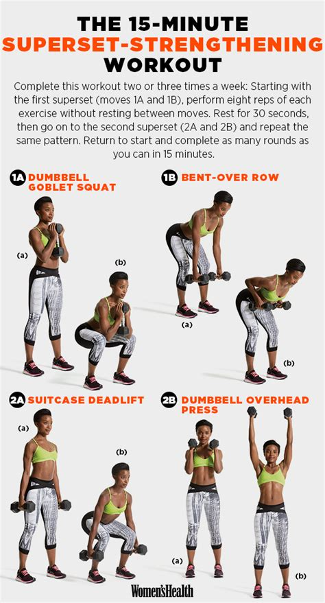 the 15 minute one dumbbell these 29 diagrams are all you need to get in shape