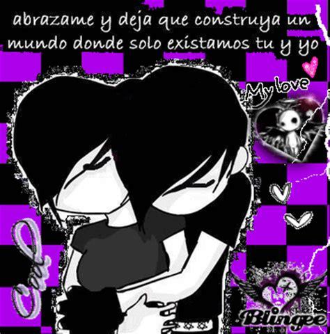 imagenes emo love amor imagem de amor emo 114430980 blingee com
