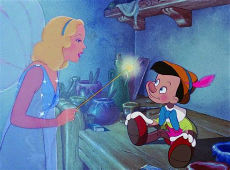 pinocchio  signature collection blu ray review  def
