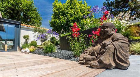 Amenagement Terrasse Zen by R 233 Alisations De Jardin Et Am 233 Nagement D Ext 233 Rieur En