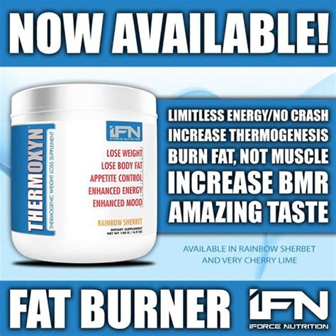 Iforce Thermoxyn Detox by Buy Iforce Nutrition Thermoxyn Australia