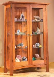 Sliding Glass Bookcase Display Cabinet Popular Woodworking Magazine