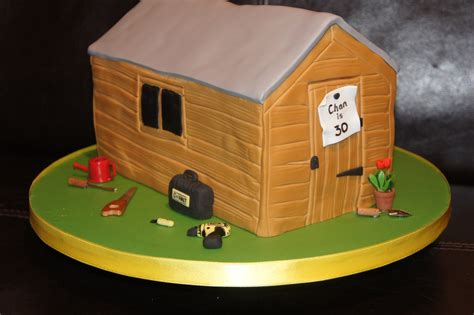 Shed Cakes by Cakes For Him Celebration Cakes Cake Gallery