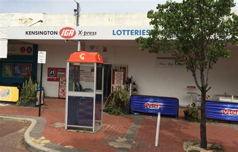 iga express  kensington perth wa supermarket