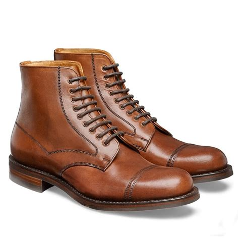 boots reviews cheaney jarrow r s leather country derby boot made