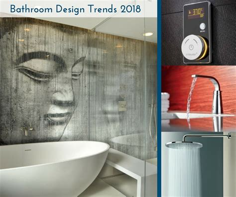 trends in bathroom design bathroom remodels for 2018 bathroom 2018