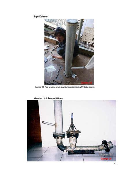 membuat filter air dengan pipa pvc membuat pompa hidram