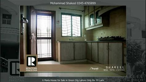 Kitchen Designs 2012 6 marla house for sale in green city lahore price 55 lack