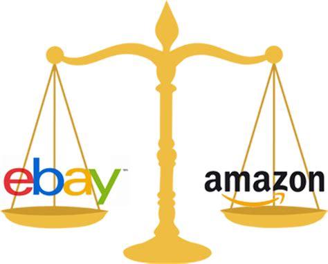 ebay vs amazon ebay vs amazon which marketplace should you sell on