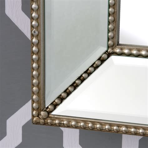decorative beading for walls mirror frame decorative wall mirrors beaded x large