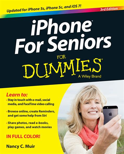 my for seniors 5th edition books cover iphone for seniors for dummies 3rd edition book