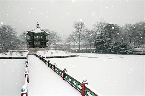 snow in south seoul south korea atlantic sentinel