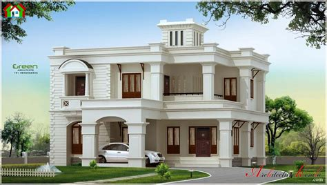 kerala home plan and elevation studio design gallery