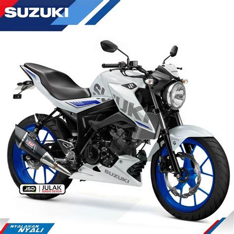 suzuki gsx  custom design  julak sendie